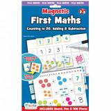 Joc educativ Primele notiuni de matematica First Maths - Fiesta Crafts