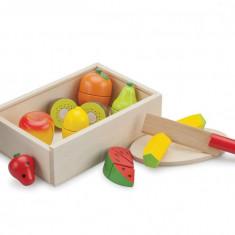 Cutie cu fructe - New Classic Toys