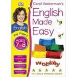 English Made Easy. Ages 7-8 - Carol Vorderman