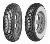 Motorcycle Tyres Mitas B13 ( 4.00-8 TT/TL 66N Roata spate, Roata fata )