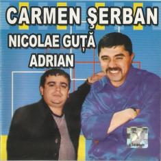 CD Carmen, Guță, Adrian, original, manele