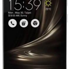 Telefon Mobil Asus Zenfone 3 Deluxe ZS550KL, Procesor Octa-Core 2.0GHz, IPS LCD Capacitive touchscreen 5.5inch, 4GB RAM, 64GB Flash, 16MP, Wi-Fi, 4G,, Argintiu, Neblocat