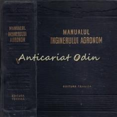 Manualul Inginerului Agronom V - V. A. Paduret, T. Cojocaru, D. Motoc