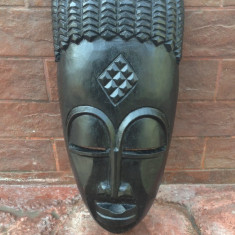 Arta Africana - Masca din lemn !!!