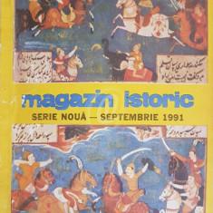 Magazin istoric, nr. 9/septembrie 1991