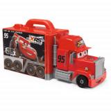 Cumpara ieftin Camion Mack Truck cu Masinuta Flash McQueen Cars XRS, Smoby