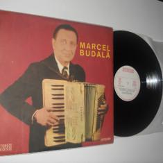 Marcel Budală: Marcel Budală (cod ST-EPE 01054) vinil mare ca nou, prima editie, electrecord