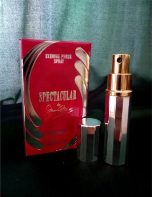 Parfum Spectacular Joan Collins vintage-EDT DAMA- FRANCE -7,5 ml- REANCARCABIL foto