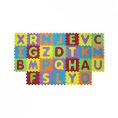 Covor puzzle Ludi din spuma pentru copii litere