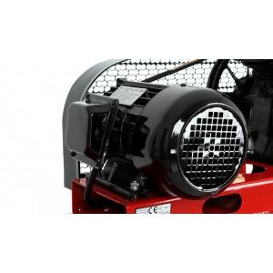 Compresor de aer industrial 200litri, 2 cilindri, 3.8kW, 400V KD1473