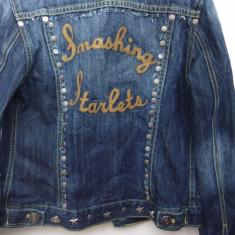 Jachetă de denim