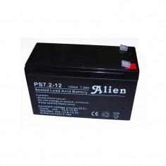 Acumulator stationar 12V 7Ah, Plumb Acid VRAL AGM Alien
