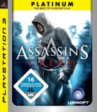 Assassin's Creed PLATINUM -  PS 3 [Second hand], Actiune, 18+, Single player