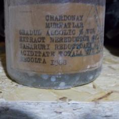 Vin alb Murfatlar Chardonay -1958
