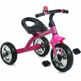 Tricicleta A28 Pink & Black