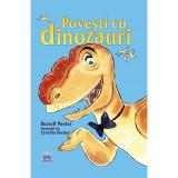 Carte Povesti cu dinozauri, Editura DPH