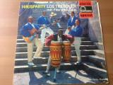 Los treboles mit fito und zulu hausparty disc vinyl lp muzica afro cuban samba, VINIL
