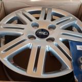 Vand Janta aliaj 15 inch, 8 spite duble, originala Ford, 6, 4