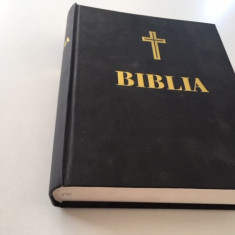 BIBLIA VERSIUNEA DUPA SEPTUAGINTA DE BARTOLOMEU ANANIA EDITIE JUBILIARA 2001