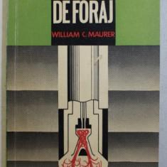 METODE NOI DE FORAJ de WILLIAM C. MAURER , 1971