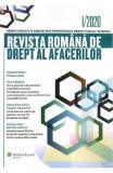 Revista romana de drept al afacerilor Nr.1/2020