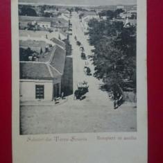 Salutari din Turnu Severin Pompieri in asediu, Necirculata, Printata
