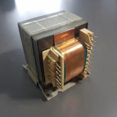 Transformator 2x35V   35v-0-35v  Sursa alimentare amplificator