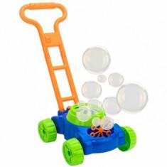 Masina de tuns iarba Globo cu recipient baloane sapun si lichid special