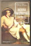Dictionar de literatura universala-Ovidiu Dramba