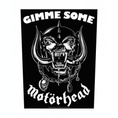 Backpatch Motorhead: Gimme Some