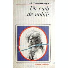 Un cuib de nobili