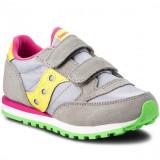 Pantofi sport copii SAUCONY JAZZ DOUBLE HL GREY/YELLOW -