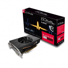 Placa video SAPPHIRE Sapphire, PULSE Radeon™ RX 570 , 4GB, GDDR5, 256 bit Memory Bus, PULSE, Interface: PCI-Express 3.0, Cooling Single fan, bulk