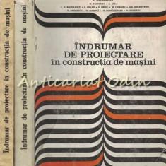Indrumar De Proiectare In Constructia De Masini I, II - I. Draghici