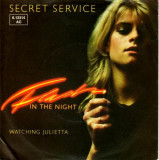 Secret Service - Flash In The Night (1981, Ultraphone) disc vinil single 7""