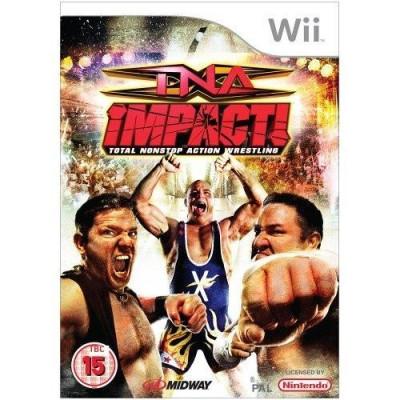 TNA Impact Wii foto