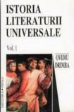 Istoria literaturii universale (2 volume)/Ovidiu Drimba