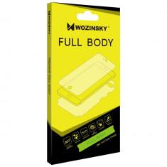 Folie Siliconata Full Cover SAMSUNG Galaxy S7 Edge Fata + Spate (Self-Repair) Wozinsky