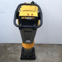 Mai Compactor Bomag BT 65 cu 112 ore de Funcționare
