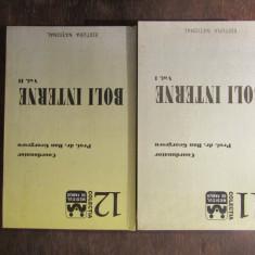 BOLI INTERNE -DAN GEORGESCU ( 2 VOL )
