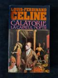 Calatorie la capatul noptii – L-F. Celine