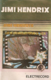 Caseta Jimi Hendrix – Live In Los Angeles Forum CA., U.S.A. ELECTRECORD, Casete audio