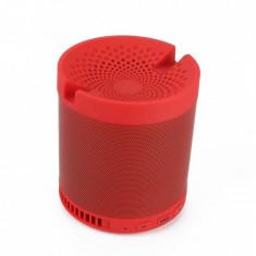 Boxa portabila Q3 cu Bluetooth, USB, SD Card, Aux, Radio FM. Suport telefon