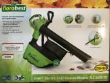 Aspirator/sulfanta electrica pentru frunze