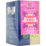 Ceai Happiness is... O Poveste de Dragoste Ecologic/Bio 18dz