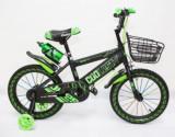 Bicicleta pentru copii 16'' 4-6 ani