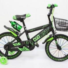 Bicicleta pentru copii 16'' 4-6 ani, 1