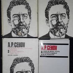 A. P. Cehov - Opere (vol. 1, 2, 3, 4), A.P. Cehov
