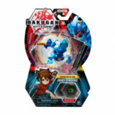Bakugan, bila Ultra Aquos Cyndeous Knight blue