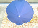 Blue Umbrela universala cu sistem de prindere pentru carucior